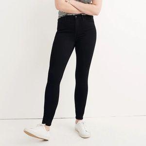 Madewell Roadtripper Jeans in Bennett Black 28